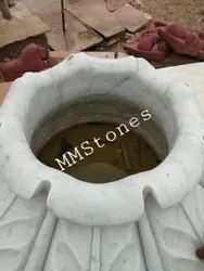 Marble Planters