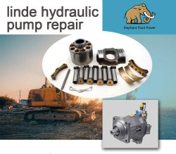 Linde Hydraulic Pump Repair Service, Banglore