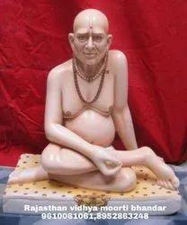 Swami Samarth Marble Moorti