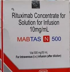 Rituximab Concentrate For Solution For Infusion