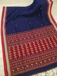 Cotton Hand Kantha Stich Sarees