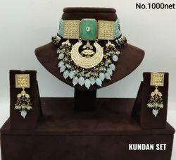 Designer Heavy Bridal Necklace