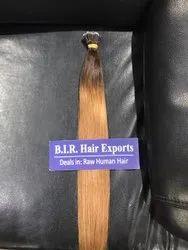 I-TIP Raw Human Hair