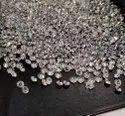 圆形奶油天然钻石Hi Vs-si,珠宝