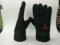Polo woolen Gloves