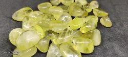 Lemon Quartz Tumbles Stone