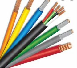 Custom Up To 20 Mm PVC Wires and Cables