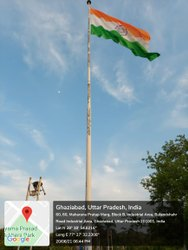 Gaint Indian National Flag