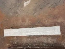 Solid Rectangular Concrete Survey Stone, For Flooring, Size: 36x5inch