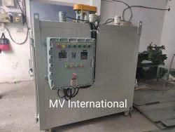 Steam Heated Drum Heating Oven