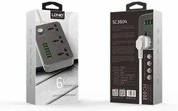 Ldnio 3 Power Socket And 6 Usb