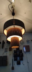 radhvik Incandescent Bulb Jute Rope Lamps, For Home, 4w