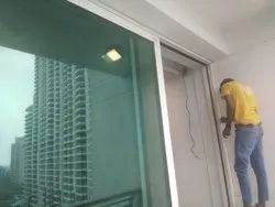 Glass Windows Cleaning Service