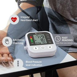 Dr Vaku Arm Type Blood Pressure Monitor For Personal