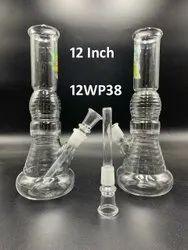 12 inch water smoking pipe