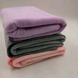 Sigma Microfiber Luxury Bath Towels, 400 GSM,Weight 392 grams, Size: 70*140 Cm