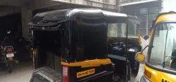 Bajaj Rickshaw Hood Maxima perfect Z Fitment Testing