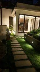 Grass paver