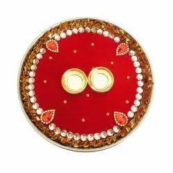 Rakhi Plate