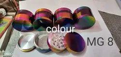 50 mm dhup chav colour herb grinder