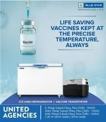 Icelined Refrigeration For Vaccine Storage