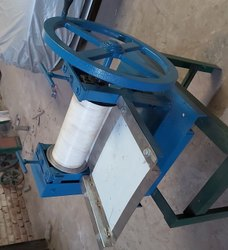 MS Manual Papad Making Machine, For Commercial, Capacity: 500 kg/Day