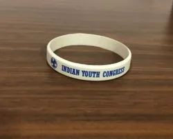 Congress Printed Promotional Wrist Band