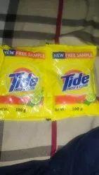 Lemon Tide detergent powder 100 gram, For Laundry
