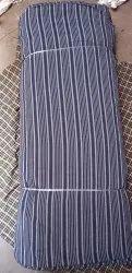 Roll Grey Pc Striped Mattress Cover Fabric 86 Inch, 12 Kg