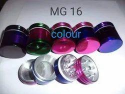 56 mm multi color smoking grinders