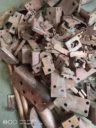 Brown Copper Scrap, For Electric Wire, Grade: Grade A