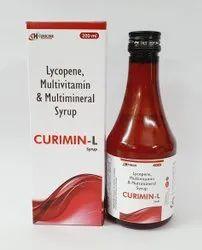 Lycopene Multivitamin Multimineral Syrup
