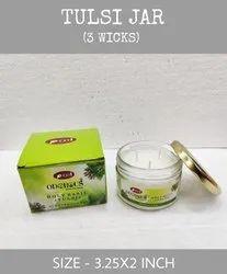3 Wick Jar Candle
