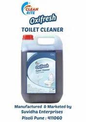 Oxifresh toilet cleaner