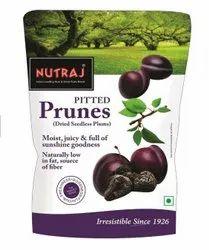 Prunes Dried Plums, Packaging Type: Vacuum Bag, Packaging Size: 200gm