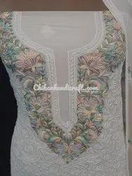 Parsigara Chikankari Designer suit