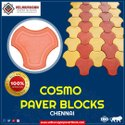 Rubber mould Cosmo paver block