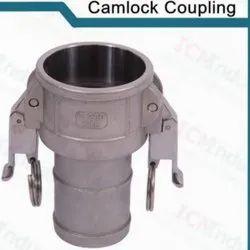 Spring locking type camlock couplings