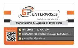 Brass Refrigeration Spare Parts