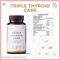 Triple thyroid care capsule