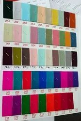 Synthetic 280 Colour American Dyed Fabric, 8kg