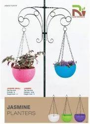 Jasmin hanging pot