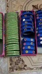 Fashion Silk Thread Bangles