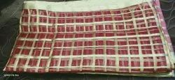 Silk Fabrics Paghari Manufacturers, Check/stripes, Multicolour