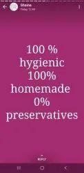 baby delight home made baby food 100% organic no sugar no artificial color