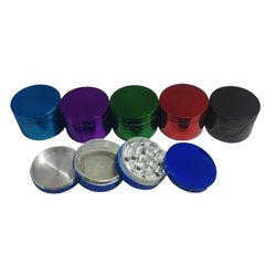50 mm plan colour herb grinder