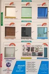 Window Glass, Thickness: 3.5 Mm To 12mn