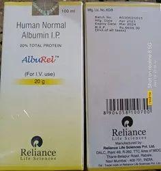 Human Albumin 20% Solution 100ml