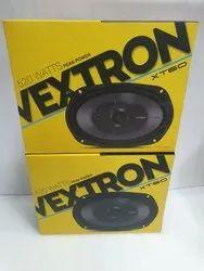 Black Vextron 6/9inch Ovel Speaker
