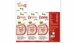 Thyrad Control Liquid Dthyo Syrup, Packaging Type: 200 Ml